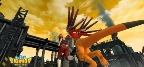Digimon Masters Online Promotion Movie