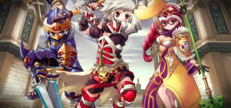 Grand Fantasia: Level 100 Expansion trailer