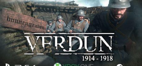 Verdun Game Trailer 2017