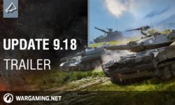 World of Tanks – Update 9.18 Trailer