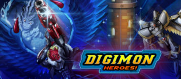 Digimon Heroes