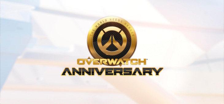 Blizzard świętuje pierwszą rocznicę Overwatch!