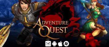 AdventureQuest 3D: OPEN BETA Trailer