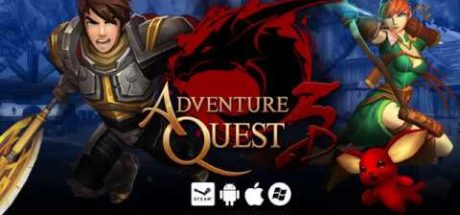 AdventureQuest 3D: OPEN BETA Trailer