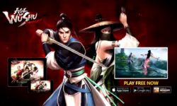 Age of Wushu Dynasty Release Trailer