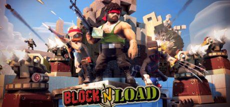 Block N Load – Build & Destroy Trailer