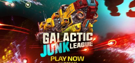 Galactic Junk League Steam Early Access Launch Trailer