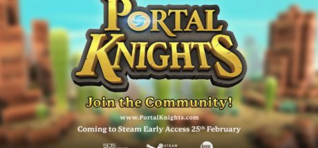 Portal Knights Announcement Trailer
