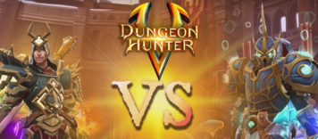 Dungeon Hunter 5 otrzymał nowy tryb PvP Arena of Fame