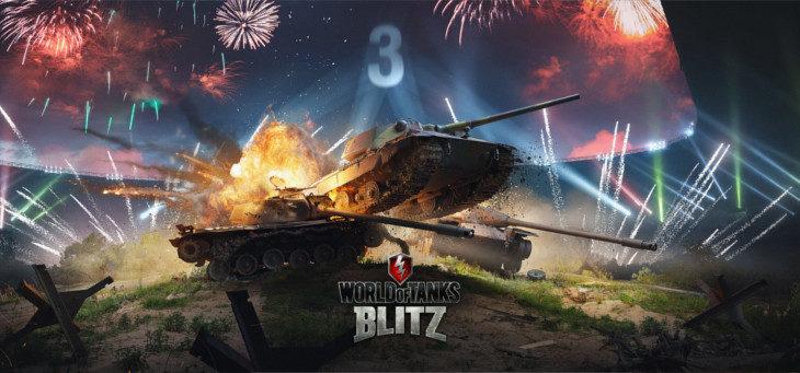 World of Tanks Blitz – trzeci rok na rynku!