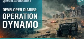 World of Warships – Developer Diaries: Operation Dynamo