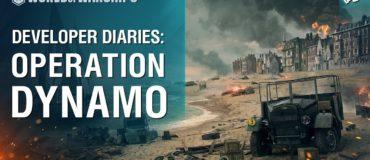 World of Warships – Developer Diaries: Operation Dynamo