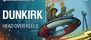 World of Warships – Head Over Keels: Dunkirk