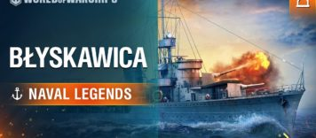 World of Warships – Naval Legends: ORP Błyskawica