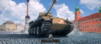 """Powstańczy czołg Pantera """"Pudel"""" w World of Tanks na PC!"""