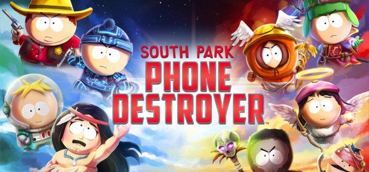 SOUTH PARK Phone Destroyer JUŻ DOSTĘPNY